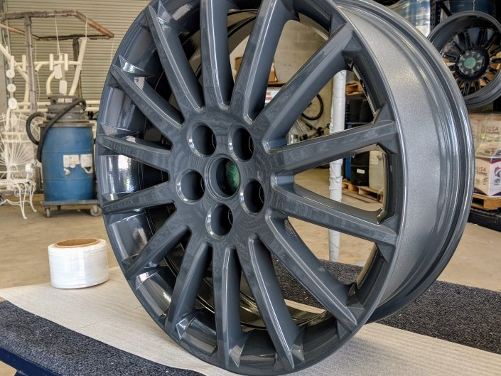 Powder Coated Rim